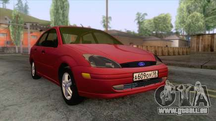 Ford Focus Sedan 2000 für GTA San Andreas