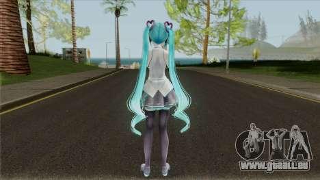Miku Hatsune GX (Vocaloid) für GTA San Andreas