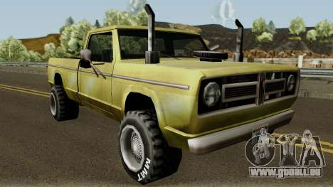 Sadler Mad Max pour GTA San Andreas