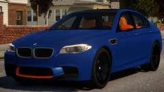 BMW M5 F10 Aige-edit V1 pour GTA 4