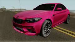 BMW M2 Competition 2018 pour GTA San Andreas