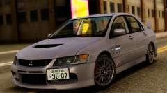 Mitsubishi Lancer Evolution IX pour GTA San Andreas