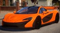 McLaren P1 v2 pour GTA 4