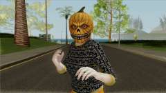 Skin Random 25 Female (Hallowen) pour GTA San Andreas