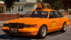 New York Taxi V1 pour GTA 4