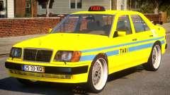Mercedes E500 Taxi Portugal