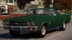 Chevrolet El Camino SS 454 v1 pour GTA 4