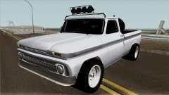 Chevrolet C10 Rusty Rebel für GTA San Andreas