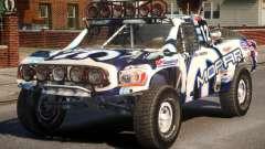 Dodge Ram Trophy PJ2 pour GTA 4