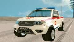 UAZ Pickup (Regardie)