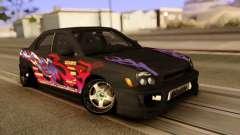 Subaru Impeza WRX STI pour GTA San Andreas