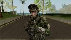 Bulgarian Land Forces (Fbi) für GTA San Andreas