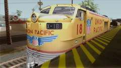 Union Pacific 8500 HP Gas Turbine Locomotive pour GTA San Andreas