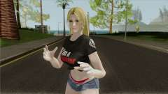 Helena Fest 2016 from Dead Or Alive 5 Last Round pour GTA San Andreas