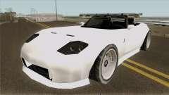 Banshee GTA V (SA Style)