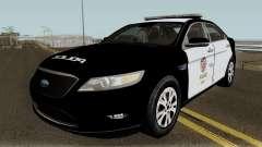 Ford Taurus LAPD 2011 pour GTA San Andreas