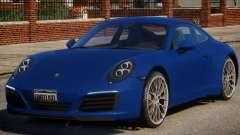 Porsche Carrera 4S v1.05 pour GTA 4