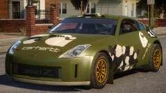 Nissan 350Z DiRT2 P4 pour GTA 4