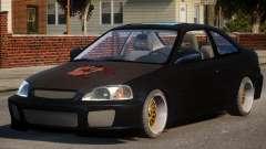 Honda Civic EA Tuned pour GTA 4