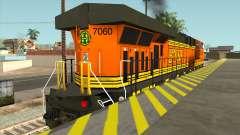 GE ES44DC - Reverse Cab pour GTA San Andreas