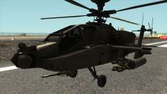 AH-64D Philippine Air Force für GTA San Andreas