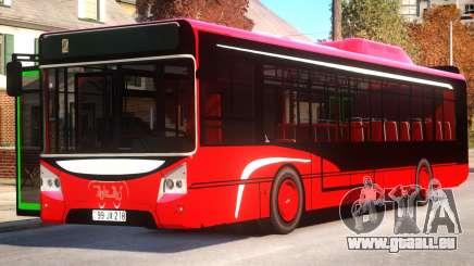 Iveco Urbanway Bakubus für GTA 4