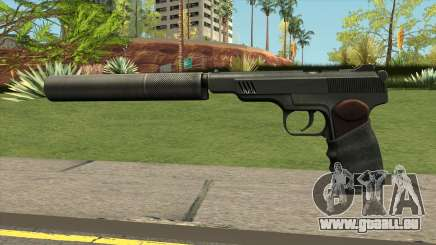 APB Silenced Auto Pistol für GTA San Andreas