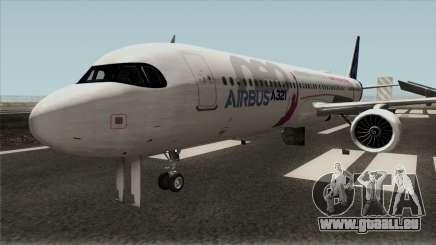 Airbus A321LR für GTA San Andreas