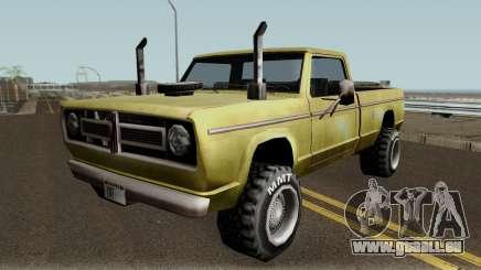 Sadler Mad Max für GTA San Andreas