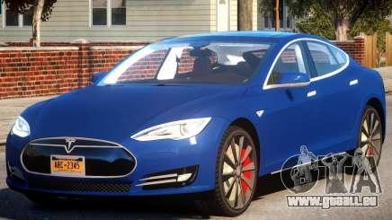 Tesla Model S V1.1 pour GTA 4