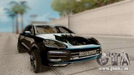 Porsche Cayenne 958 für GTA San Andreas