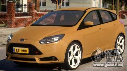2013 Ford Focus ST pour GTA 4