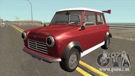Weeny Issi Classic GTA V IVF für GTA San Andreas