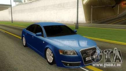 Audi A6 Stock für GTA San Andreas