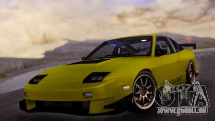 Nissan 180SX URAS pour GTA San Andreas