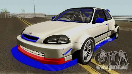 Honda Civic Type R Forza Edition Series VI 1997 für GTA San Andreas
