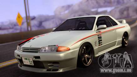 Nissan Skyline BNR32D für GTA San Andreas