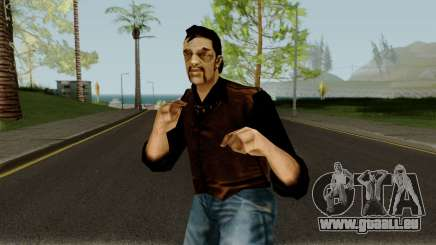 Migel from GTA 3 pour GTA San Andreas