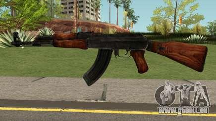 New AK-47 pour GTA San Andreas