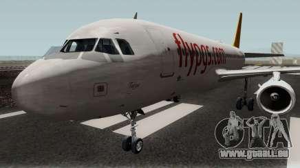 Pegasus Airlines Airbus A320-200 für GTA San Andreas