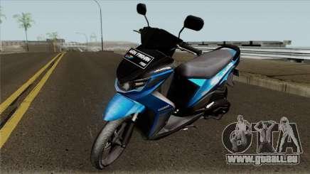 Yamaha Soul GT STD pour GTA San Andreas