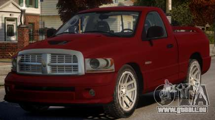 Dodge Ram (Beta) für GTA 4