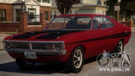 1971 Dodge Demon v1.0 für GTA 4