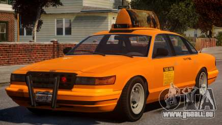 New York Taxi V1 für GTA 4