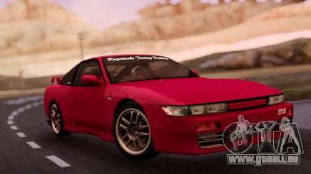 Nissan Silvia S13 Sil80 pour GTA San Andreas