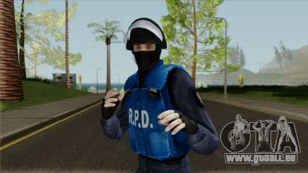 Raccoon City SWAT für GTA San Andreas