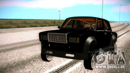 Predigen bewaffneten 2107 Tuning, Lada 2107 für GTA San Andreas