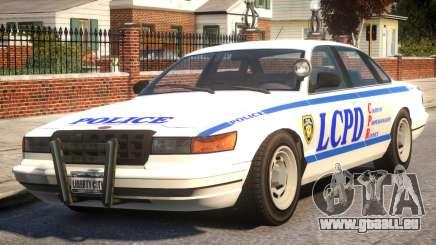 Police New York City pour GTA 4