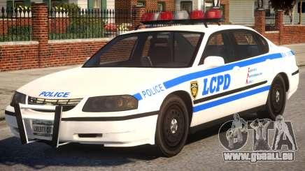 2003 Chevrolet Impala LCPD pour GTA 4