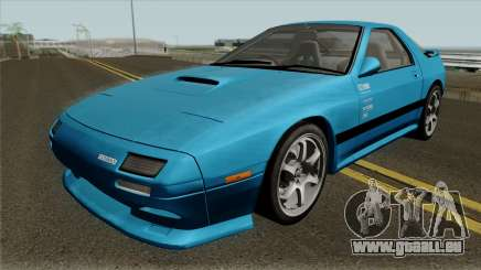 Mazda RX-7 FC3s Touge Edition pour GTA San Andreas